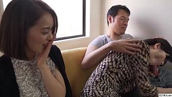 Группа молодчиков прояснила своими поршнями все дырки любительницы ганг-бэнга